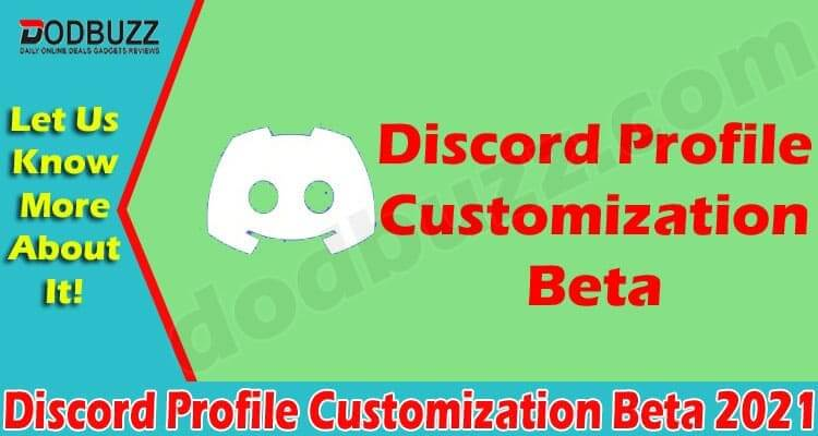 Discord About Me Beta How to Get (June) Know Details! 20221.