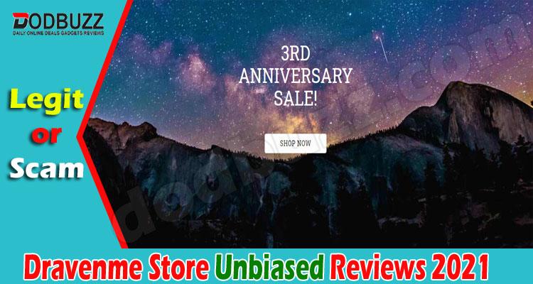Dravenme Store Reviews (June 2021) Is The Store Legit