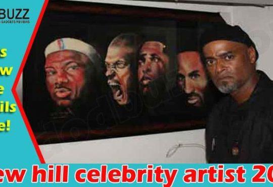 Drew Hill Celebrity Artis 2021