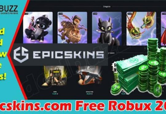 Epicskins.com Free Robux (June) Check The Details Here!