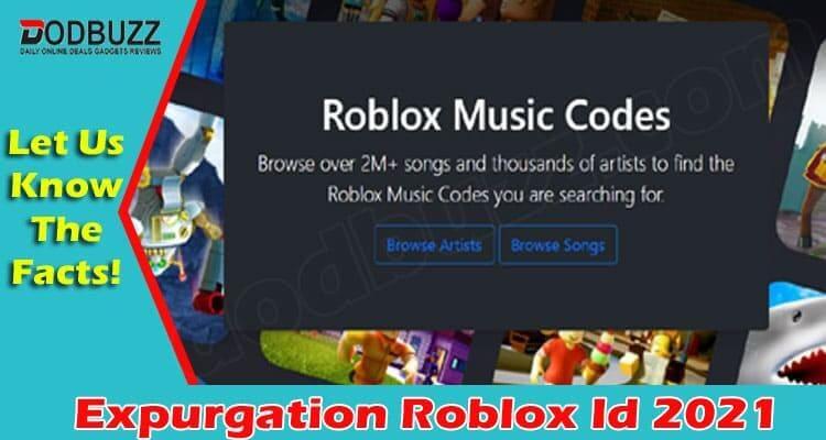 Expurgation Roblox Id 2021