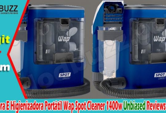 Extratora E Higienizadora Portátil Wap Spot Cleaner 1400w (June)