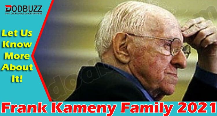 Frank Kameny Family (June) Check The Details Here!