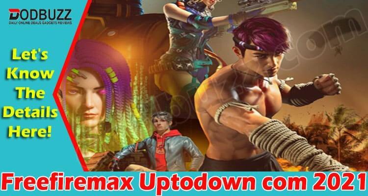 Freefiremax Uptodown Com 2021