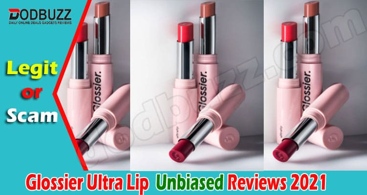 Glossier Ultra Lip Review (June) Is It Legit Or Scam!