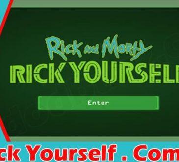 Go Rick Yourself . Com 2021