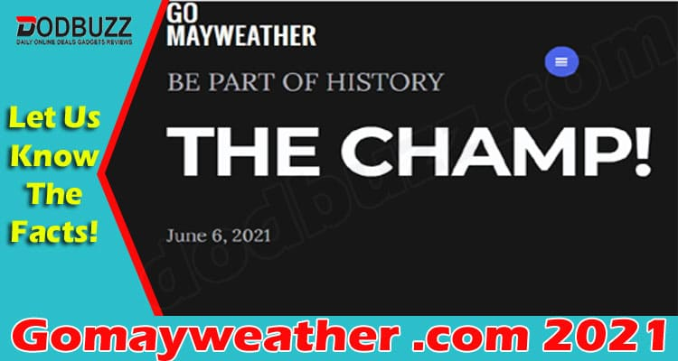 Gomayweather .com (June) Check Complere Details Here!