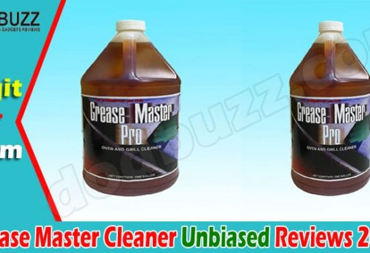 Grease Master Cleaner Reviews (June) Is This Legit Item