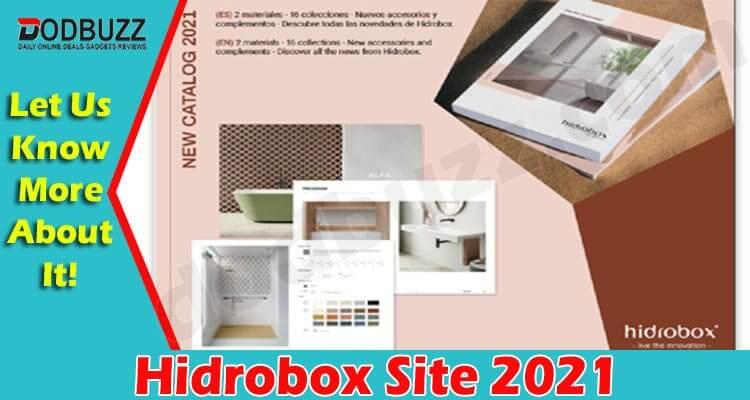 Hidrobox Site (June 2021) Get Deep Information Here!