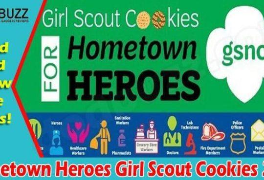 Hometown Heroes Girl Scout Cookies {June} Problem Faced!