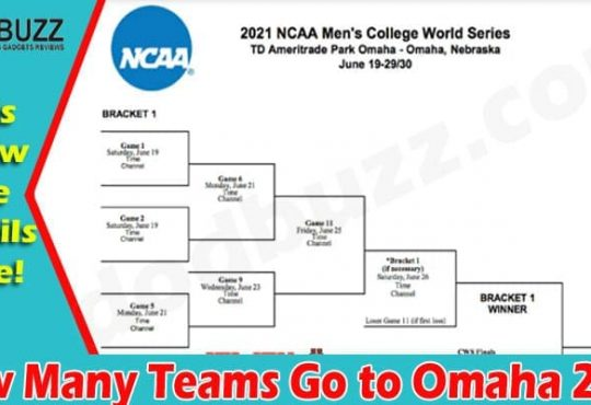 How Many Teams Go To Omaha (June) Find An Answer Here!
