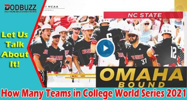 How Many Teams In College World Series (June) Answered!