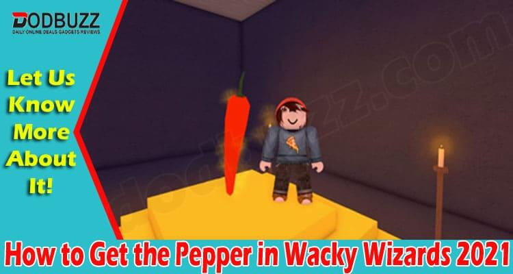 How To Get The Pepper In Wacky Wizards 2021