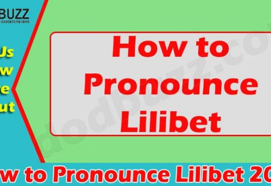 How to Pronounce Lilibet (June) Get Deep Information!