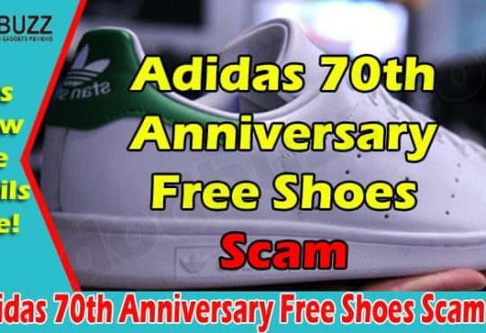 Is Adidas 70th Anniversary Free Shoes Scam 2021
