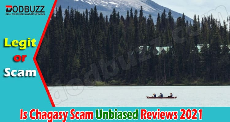 Is Chagasy Scam (June) What Are The Buyer's Review