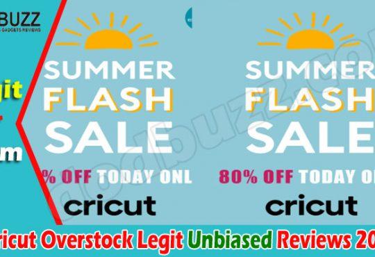 Is Cricut Overstock Legit (June) Check Complete Review!