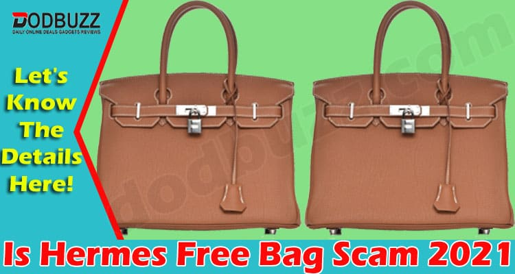 Is Hermes Free Bag Scam (June) Beware And Stay Alert!