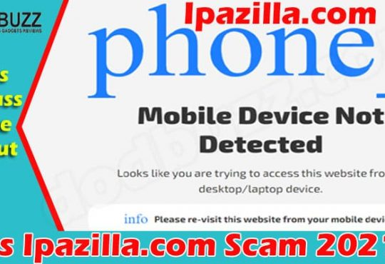 IsIpazilla.comScam 2021
