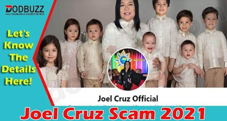Joel Cruz Scam (June) Beware And Stay Alert Of Scam!