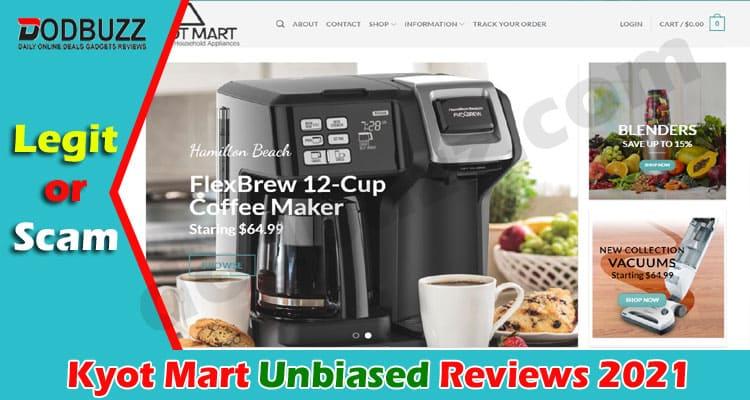 Kyot Mart Reviews (June 2021) Check If The Site Legit!