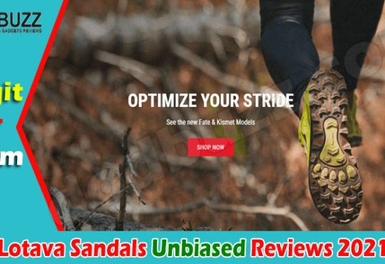 Lotava Sandals Reviews (June 2021) Is This Scam Or Not