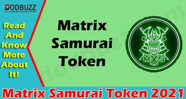 About General Information Matrix Samurai Token