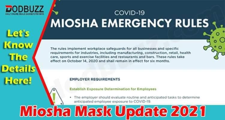Miosha Mask Update 2021