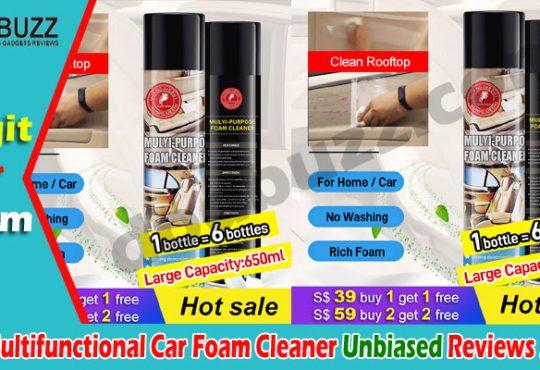 Multifunctional Car Foam Cleaner Reviews {June} Is Safe