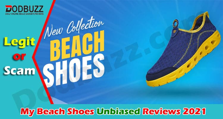 My Beach Shoes Reviews 2021