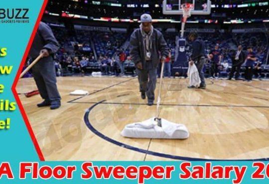 NBA Floor Sweeper Salary (June 2021) Decoding Some Facts