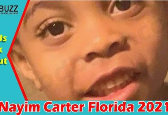 Nayim Carter Florida (June 2021) All You Need To Know!
