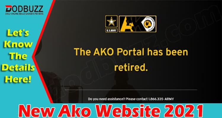 New Ako Website 2021