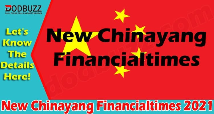 New Chinayang Financialtimes (June) All Details Inside!