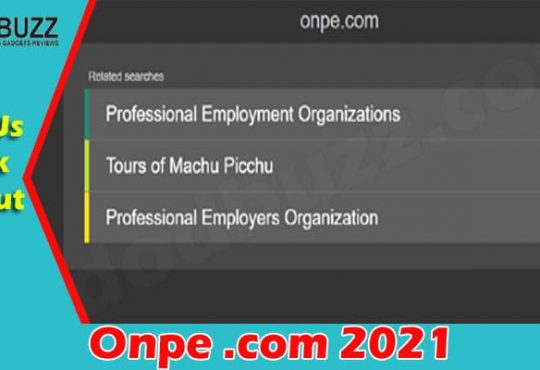 Onpe .com 2021 (June) Everything You Need To Know!