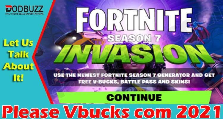 Please Vbucks com 2021