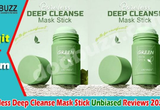 Poreless Deep Cleanse Mask Stick Reviews (June) Legit
