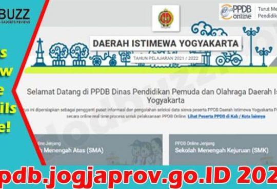 Ppdb.jogjaprov.go.ID 2021 (June) Get Informed Here!