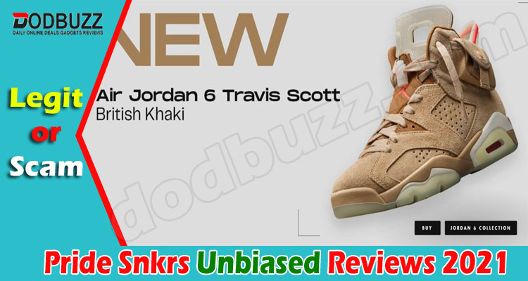 Pride Snkrs Reviews (June 2021) Is This Legit Or Scam