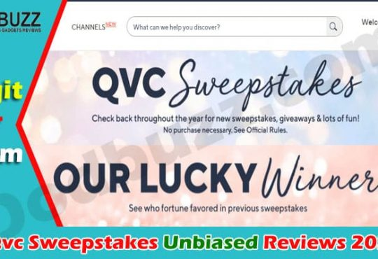 QVC Sweepstakes 2021