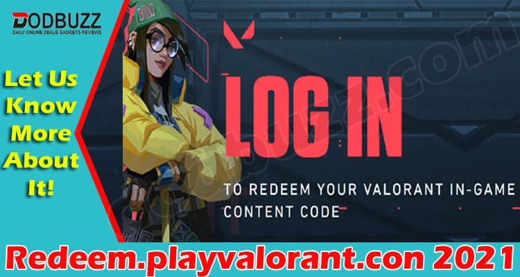 Redeem.playvalorant.con (June) Know The Details Here!