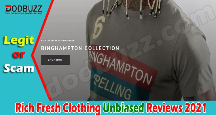 Rich Fresh Clothing Reviews (June) Is This Real Or Scam