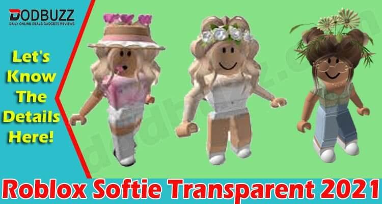 Roblox Softie Transparent 2021