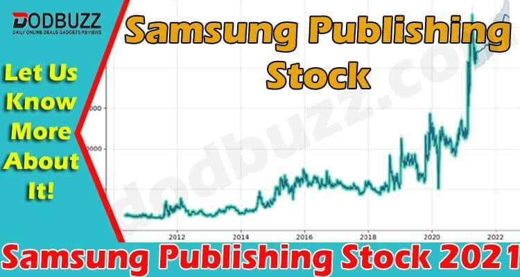 Samsung Publishing Stock (June) Get Deep Information!