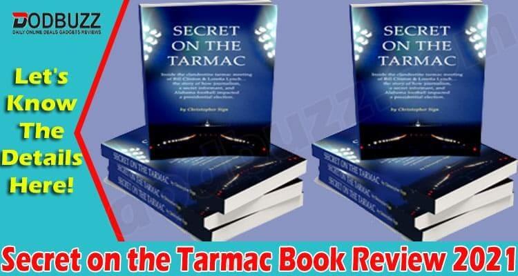 Secret On The Tarmac Book Review (June) Details Inside!