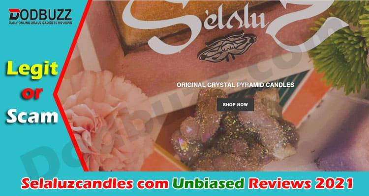 Selaluzcandles com Reviews 2021