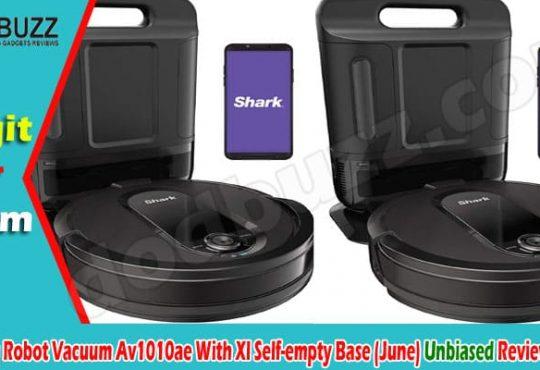 Shark Iq Robot Vacuum Av1010ae With Xl Self-empty Base (June)