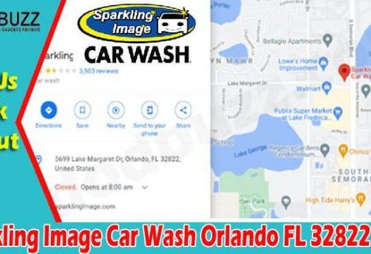 Sparkling Image Car Wash Orlando FL 32822 (June) Read!
