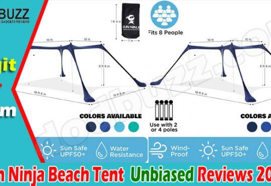 Sun Ninja Beach Tent Reviews (June 2021) Is This Legit