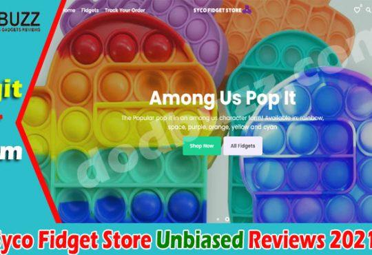 Syco Fidget Store Reviews (June) Is This Legit Or Fake
